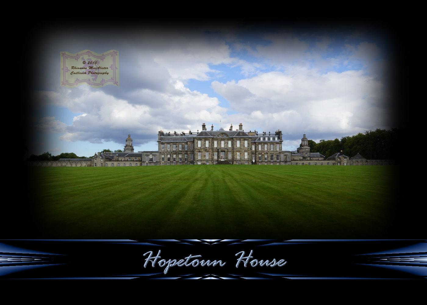 Hopetoun House