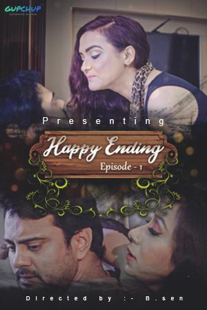 Happy Ending 2020 Hindi S01E01 Gupchup Web Series 720p HDRip 200MB Download