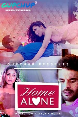 Home Alone 2020 S01EP01 Hindi Gupchup Web Series 720p HDRip 200MB Download