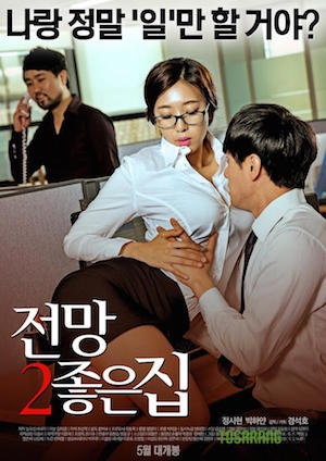 18+ House With A Good View 2 (2020) Korean Movie 720p HDRip 600MB Download