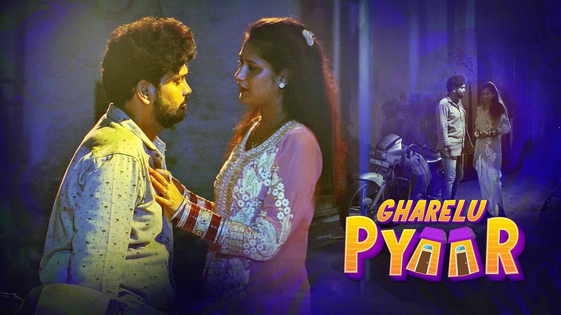 (18+) Gharelu Pyaar 2021 S01 Complete Hindi Kooku App Web Series 720p HDRip 430MB Download