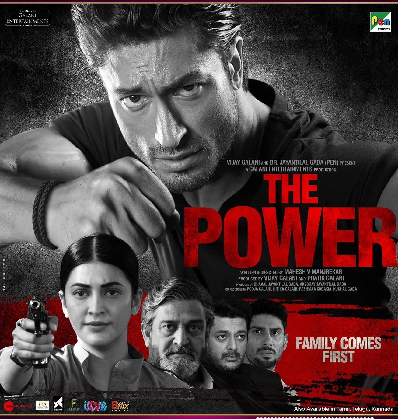 The Power 2021 Hindi 720p ZEE5 HDRip 800MB Download