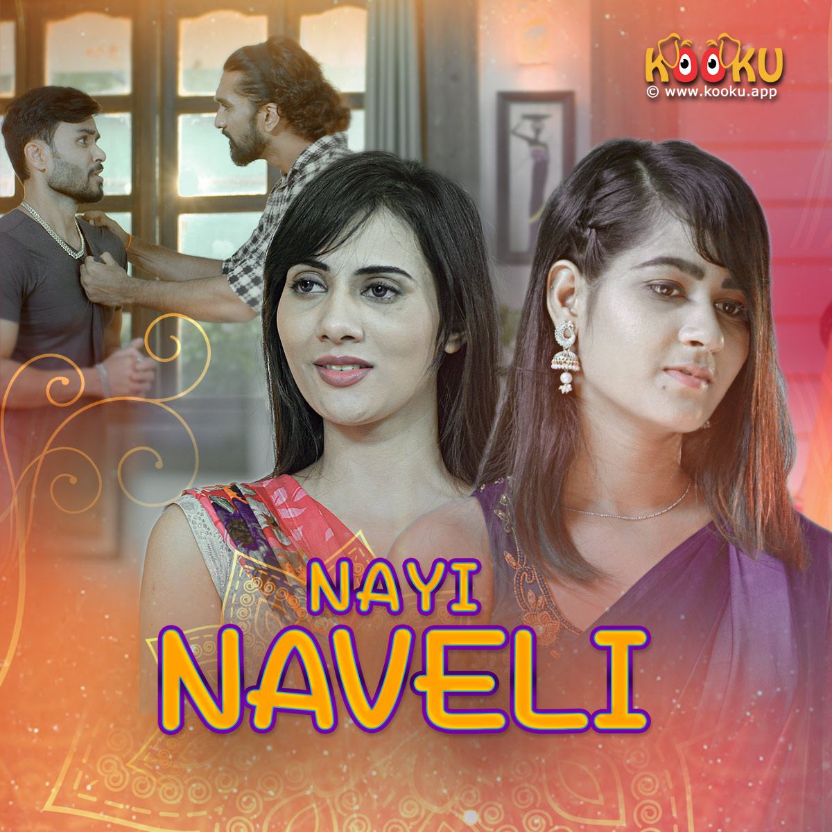 Nayi Naveli 2021 S01 Hindi Kooku App Original Complete Web Series 720p HDRip 500MB Download