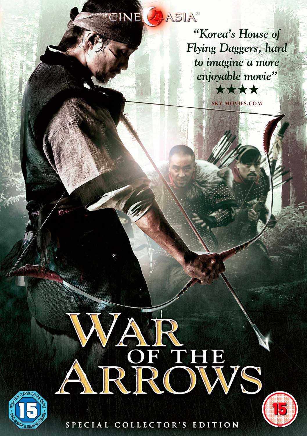 War of the Arrows 2011 Hindi Dual Audio 480p| 720p BluRay x264 AAC  435MB |1GB Download