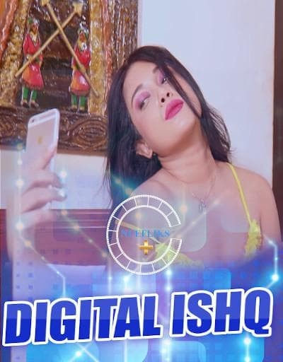 [18+] Digital Ishq (2021) Hindi WEB-DL 720P x265  600MB  Download