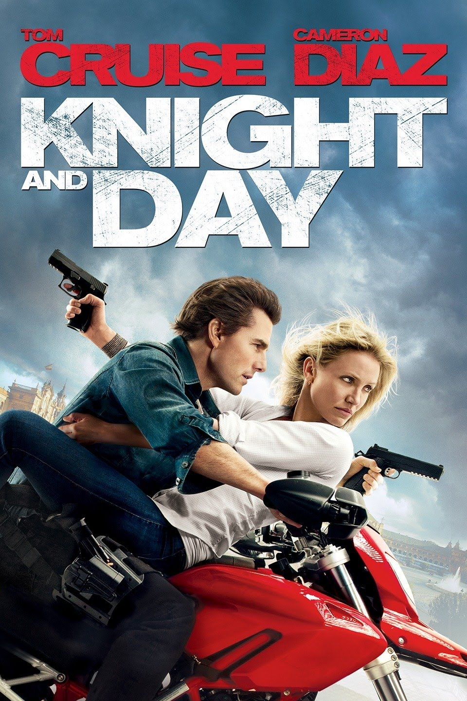 Knight and Day 2010 Extended Dual Audio  480p | 720p BluRay [Hindi ORG + English]  x264 AAC 450MB | 870MB Download
