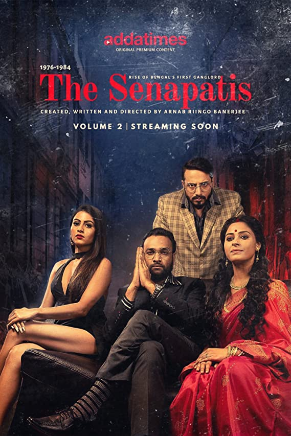 The Senapatis 2021 S02 Bengali Complete Addatimes Original Web Series 480p | 720p HDRip x264 AAC  980MB | 2.2GB Download