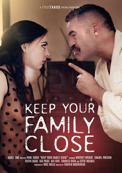 18+ Keep Your Family Close 2021 English UNRATED 720p WEBRip Download