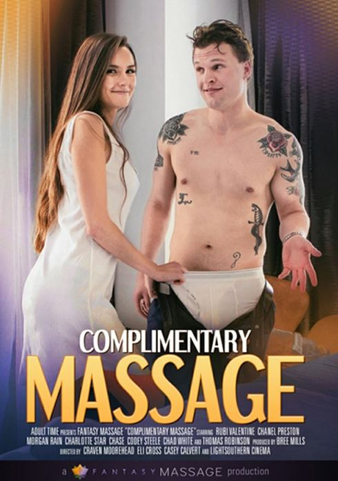 18+ Complimentary Massage 2021 English UNRATED 720p WEBRip Download