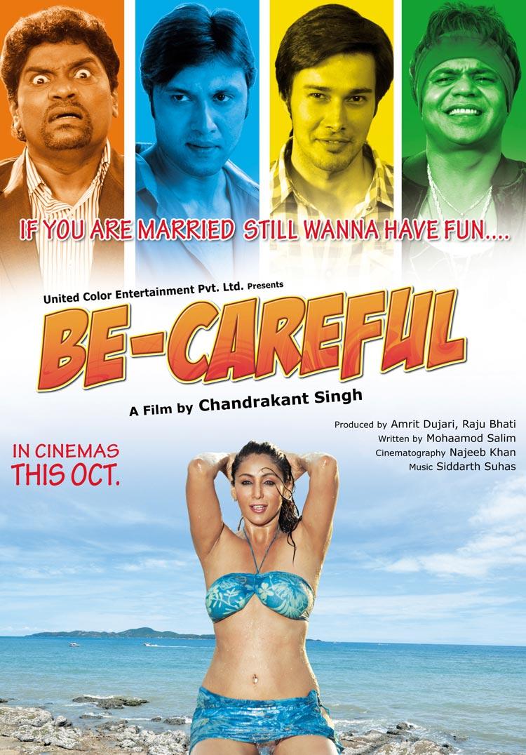 Be-Careful 2011 Hindi 720p HDRip 600MB Download