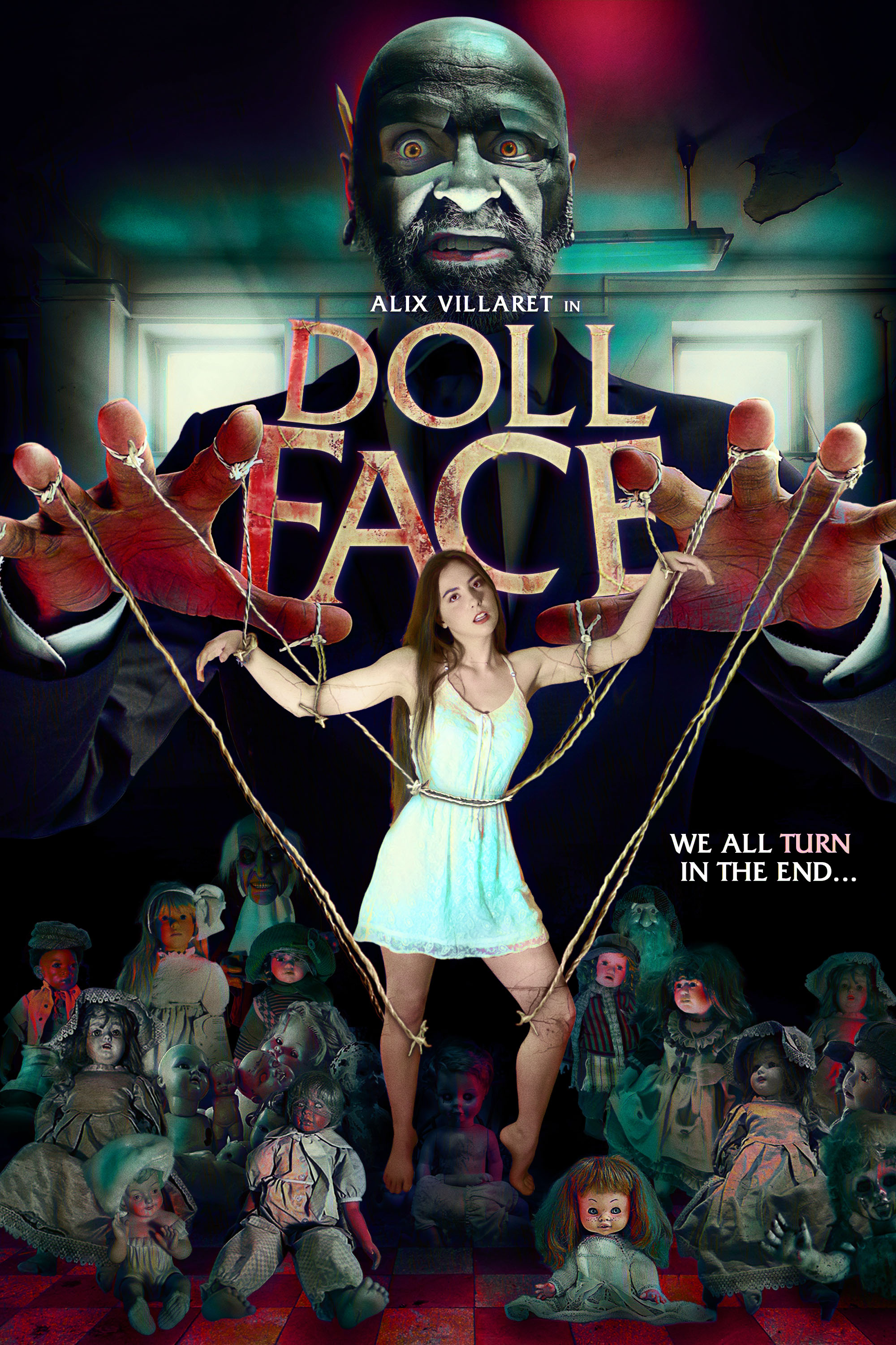 Doll Face 2021 English 480p | 720p HDRip ESubs 800MB | 250MB Download