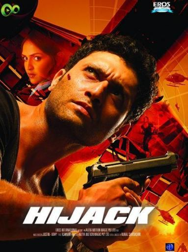 Hijack 2008 Hindi 480p | 720p HDRip 332MB | 800MB Download