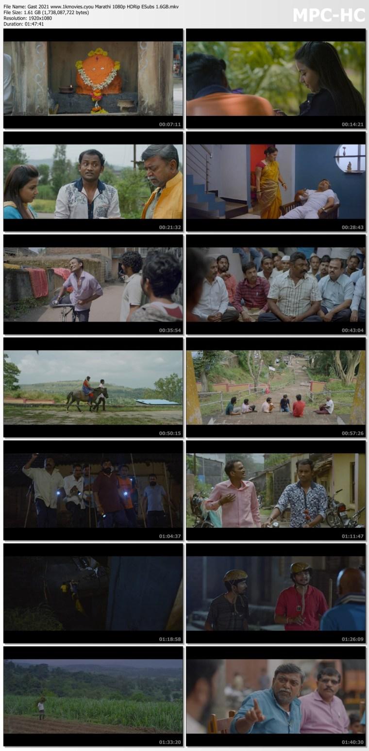 Download Gast 2021 Marathi 1080p HDRip ESubs 1.6GB