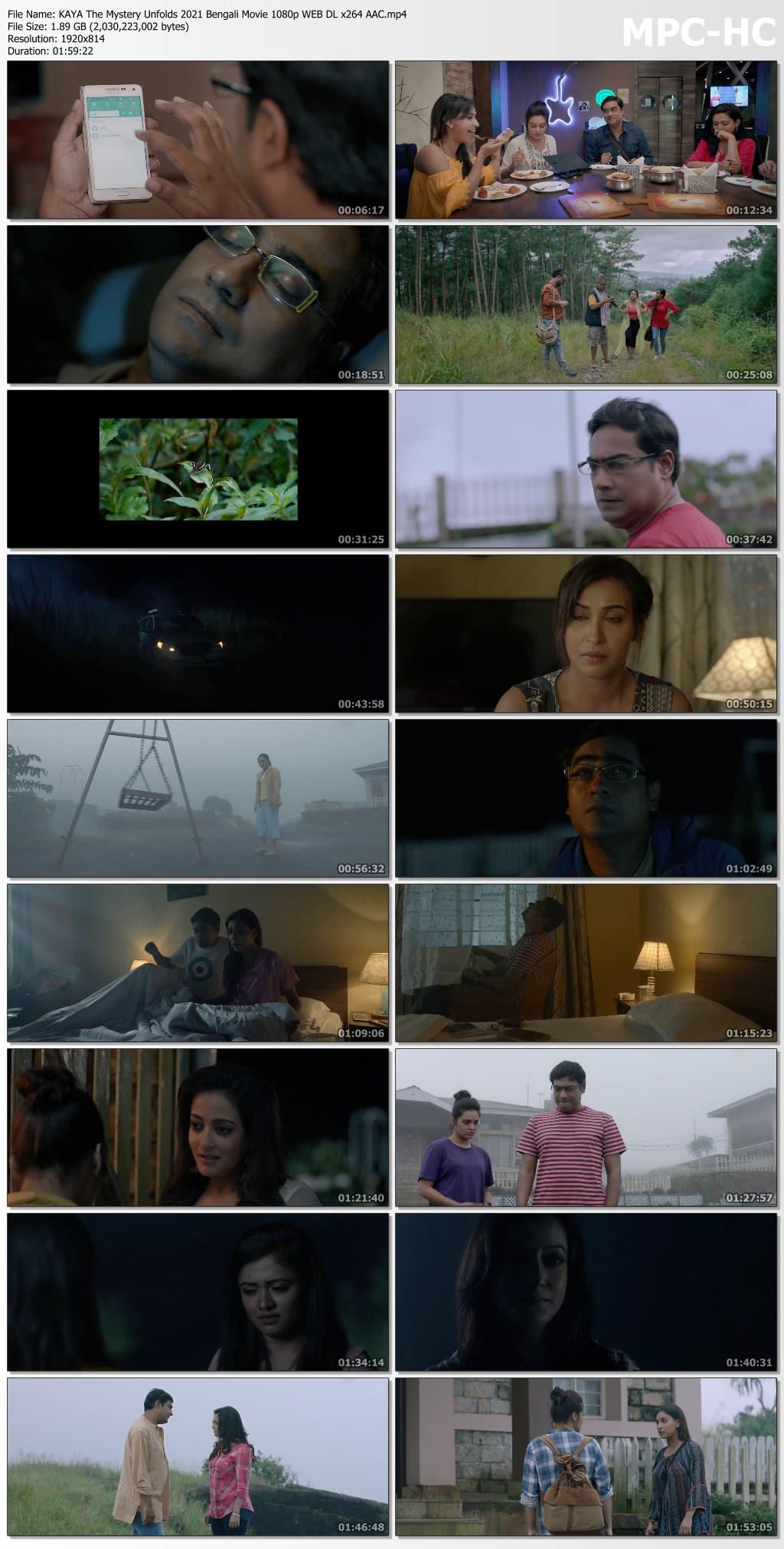 KAYA The Mystery Unfolds 2021 Bengali Movie 1080p WEB DL x264 AAC.mp4 thumbs