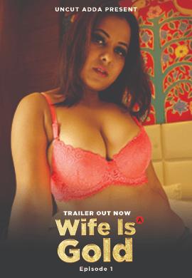 (18+)Wife Is Gold 2021 S01E01 UncutAdda Hindi Web Series 720p HDRip 140MB Download