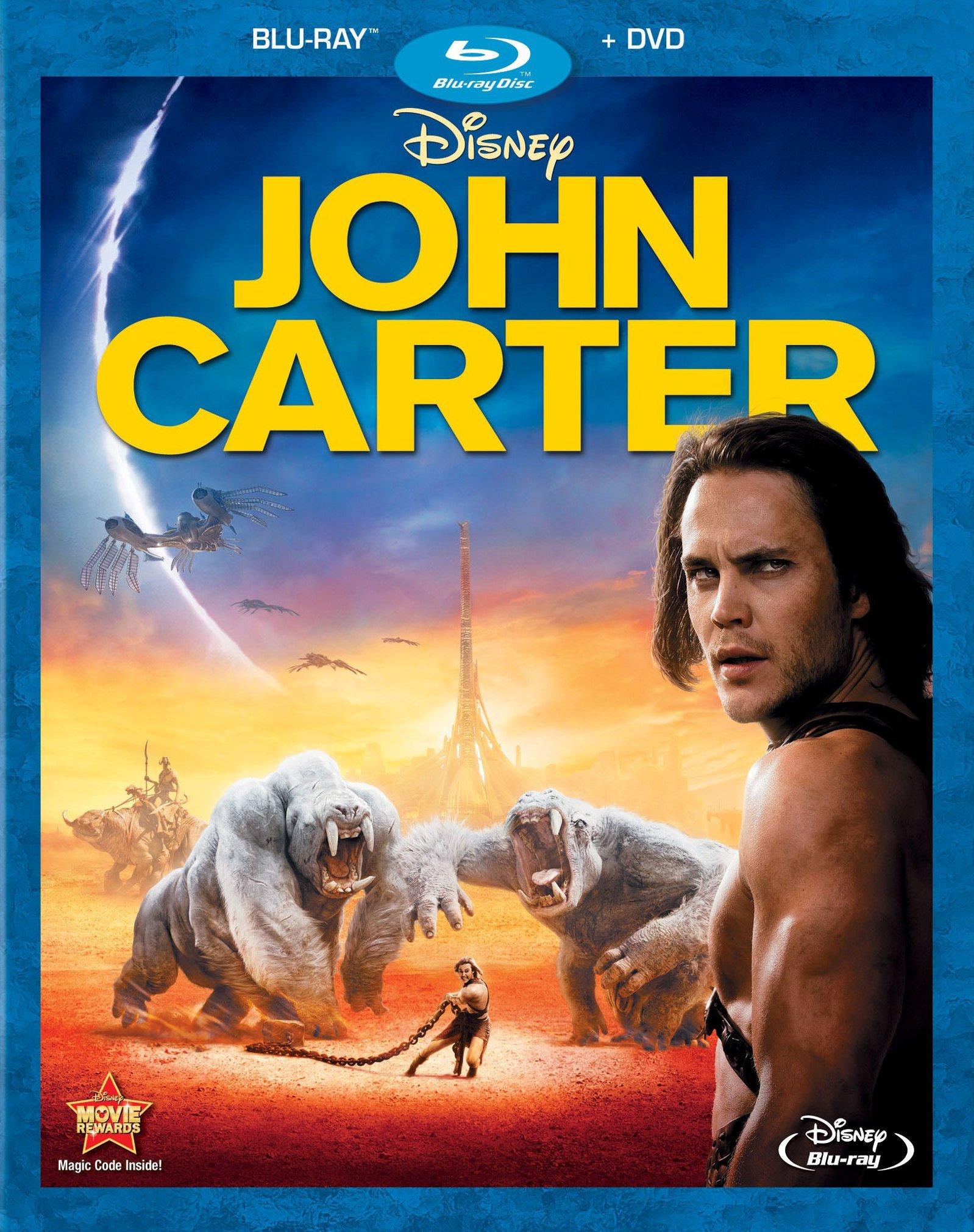 John Carter 2012 Hindi Dual Audio 720p BluRay ESub 1GB Download