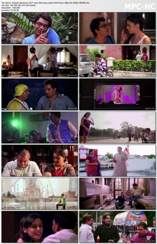 Download Prakash Electronic 2017 Hindi Movie 480p MX HDRip 400MB