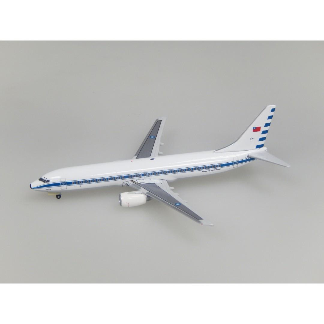 1/400 臺灣空軍一號737-800:Airshop飛機館