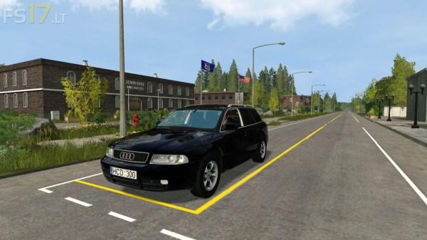 Audi A4 B5 Avant v 2.0 - FS17 mods