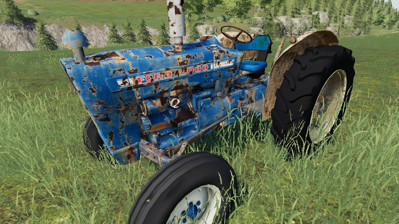 Includes new unicharge alternator (12 volt, 63 amp, internally regulated) with pulley and internal self exciting regulator, brackets, wiring harness and instructions. Ford 3000 Euro V2 0 Fs19 Mod Fs19 Net