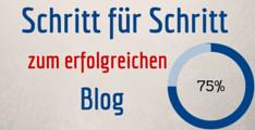 Schritt für Schritt zum erfolgreichen Blog