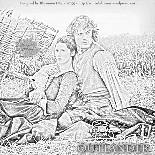 Outlander Pencila Drawing No. 2
