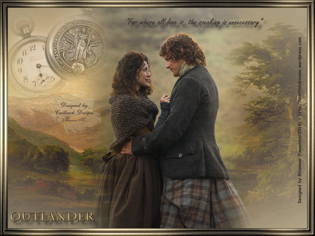 Outlander - Wallpaper No. 2