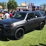 Toyota Introduces 2019 4runner Nightshade Tacoma Tundra Sx Carprousa