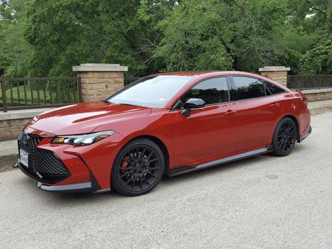 2020 Toyota Avalon Trd Review Carprousa