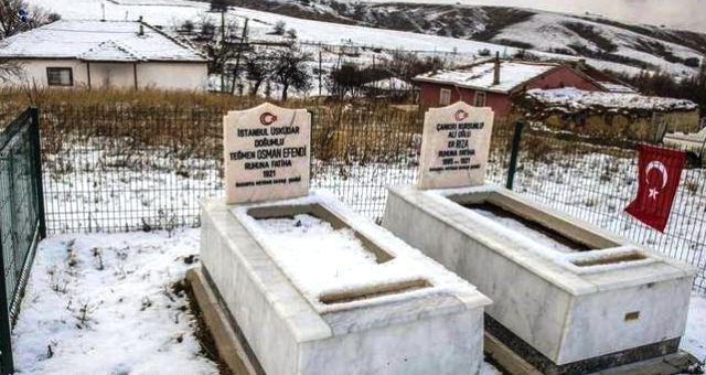 şehit mezarı