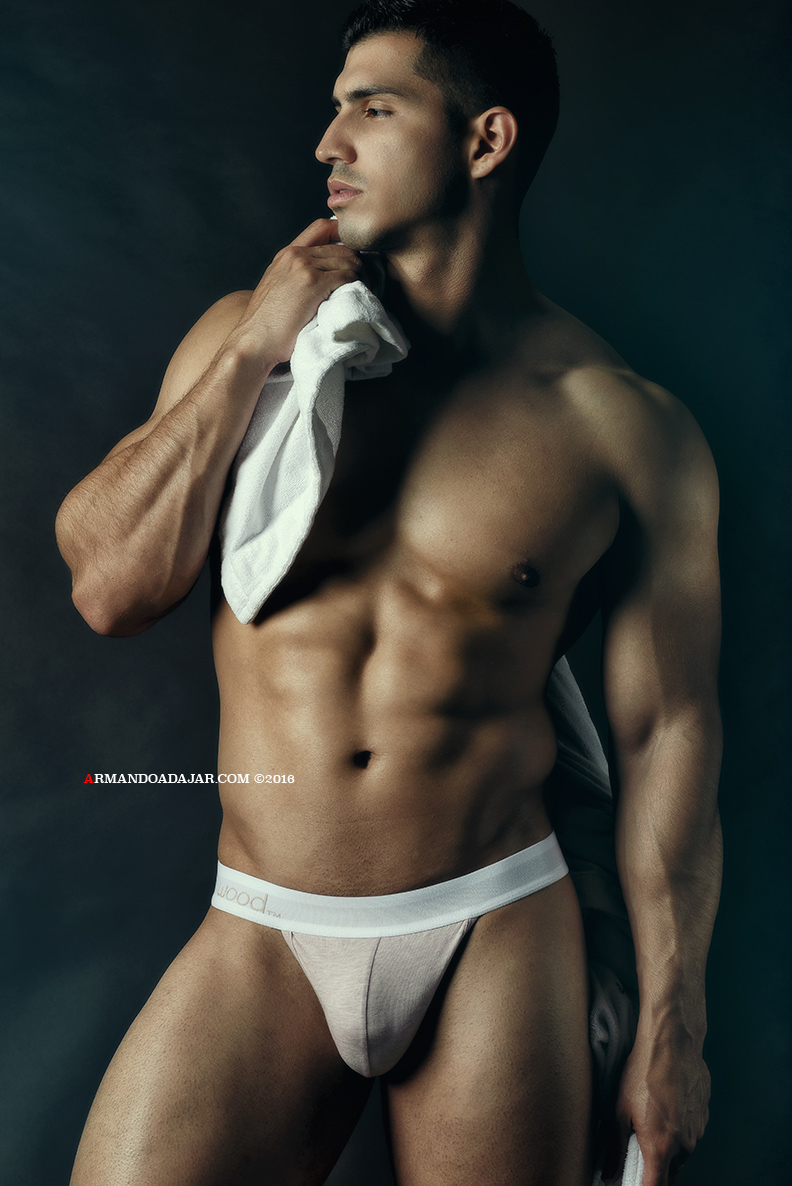 Jorel A. by Armando Adajar - Wood Underwear
