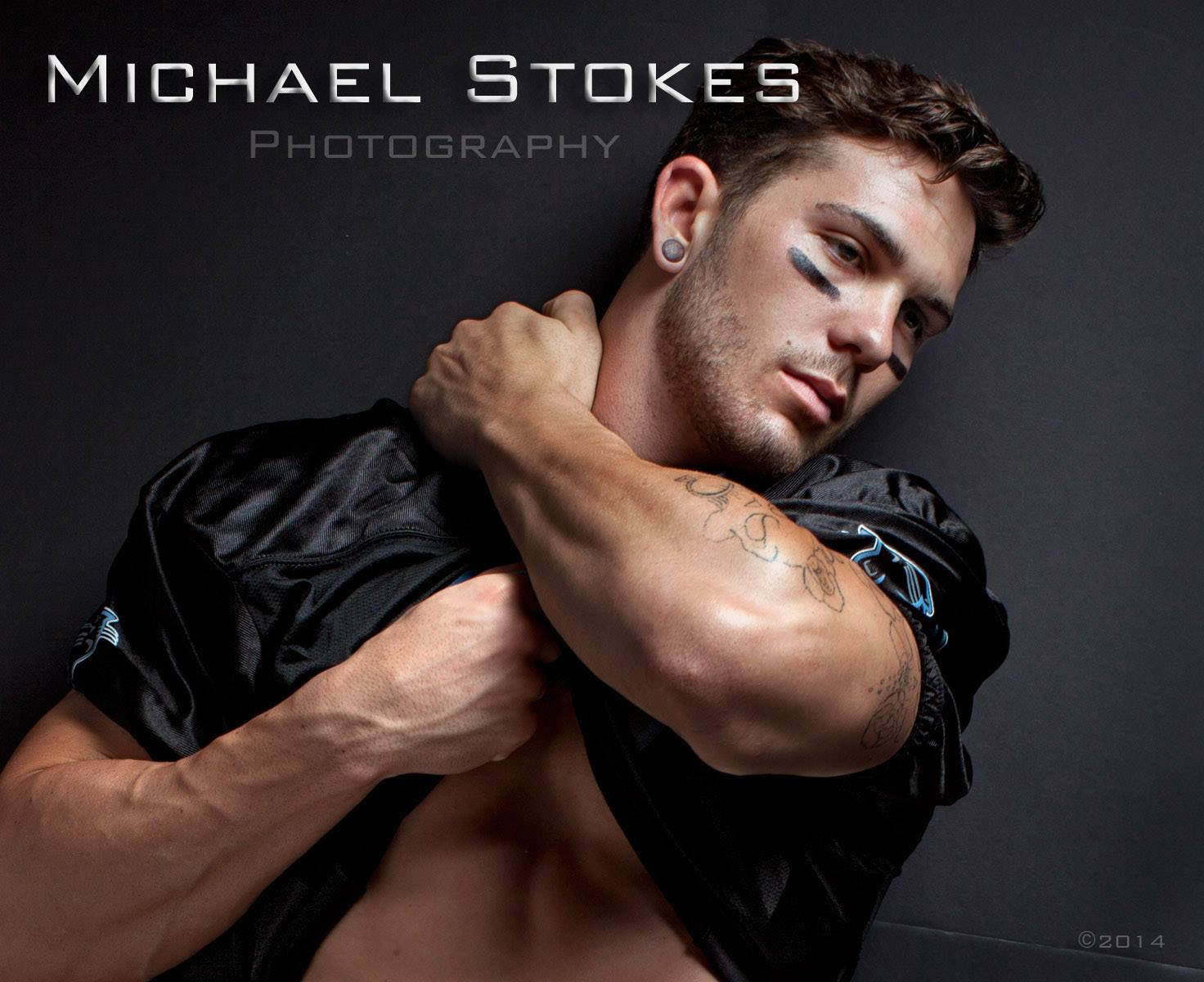 Dylan Powell by Michael Stokes
