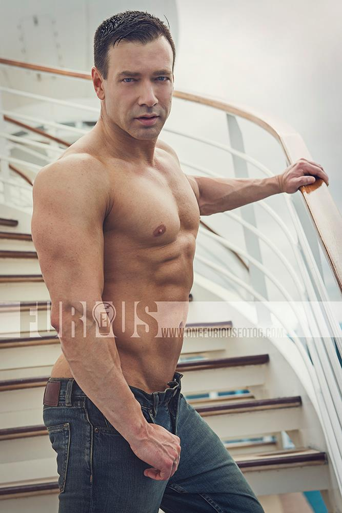 Dave Demaske by Furious - Spectacular Body