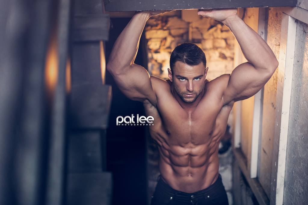 Eric Janicki by Pat Lee