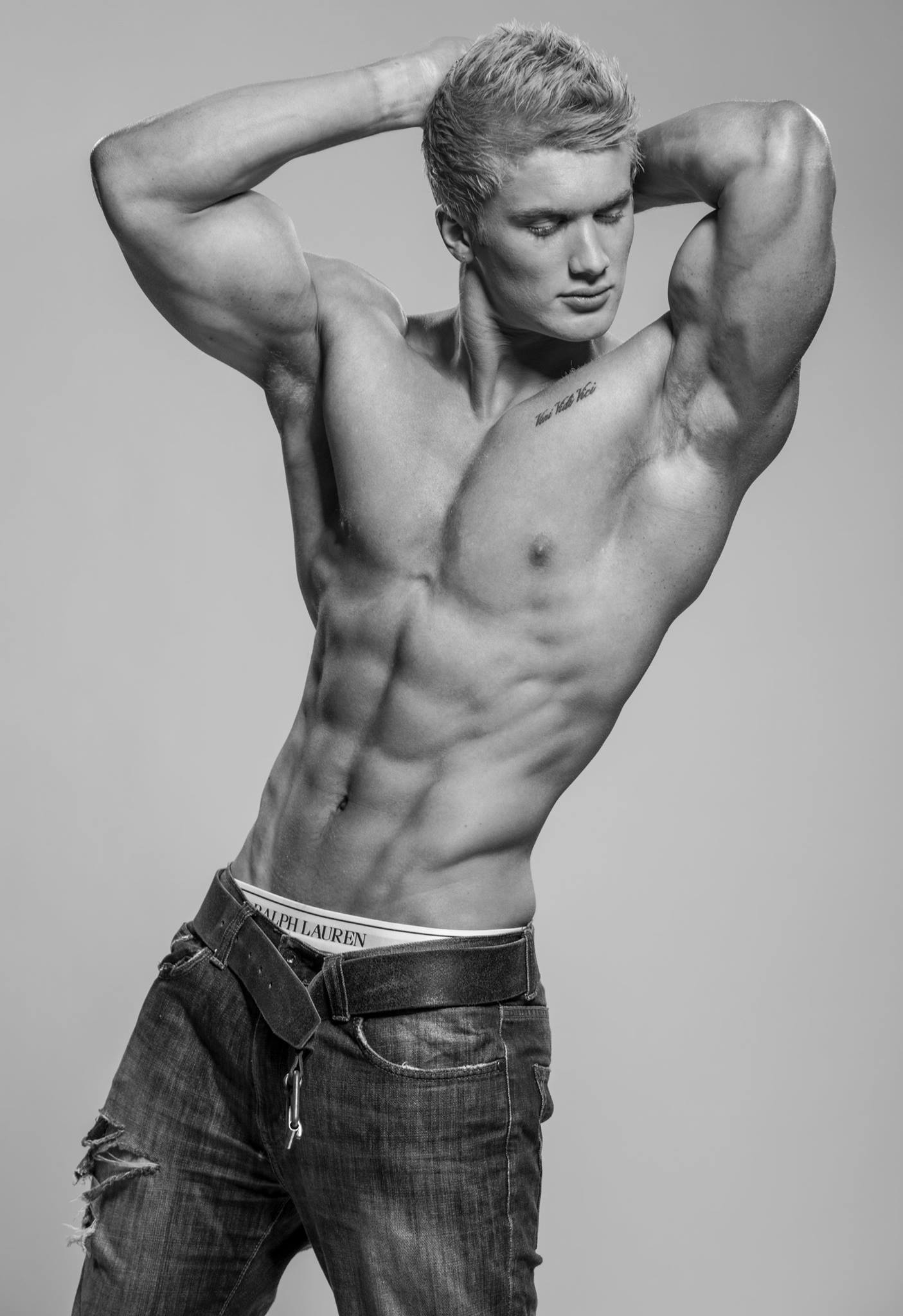 Zac Aynsley by Paul Van Der Linde