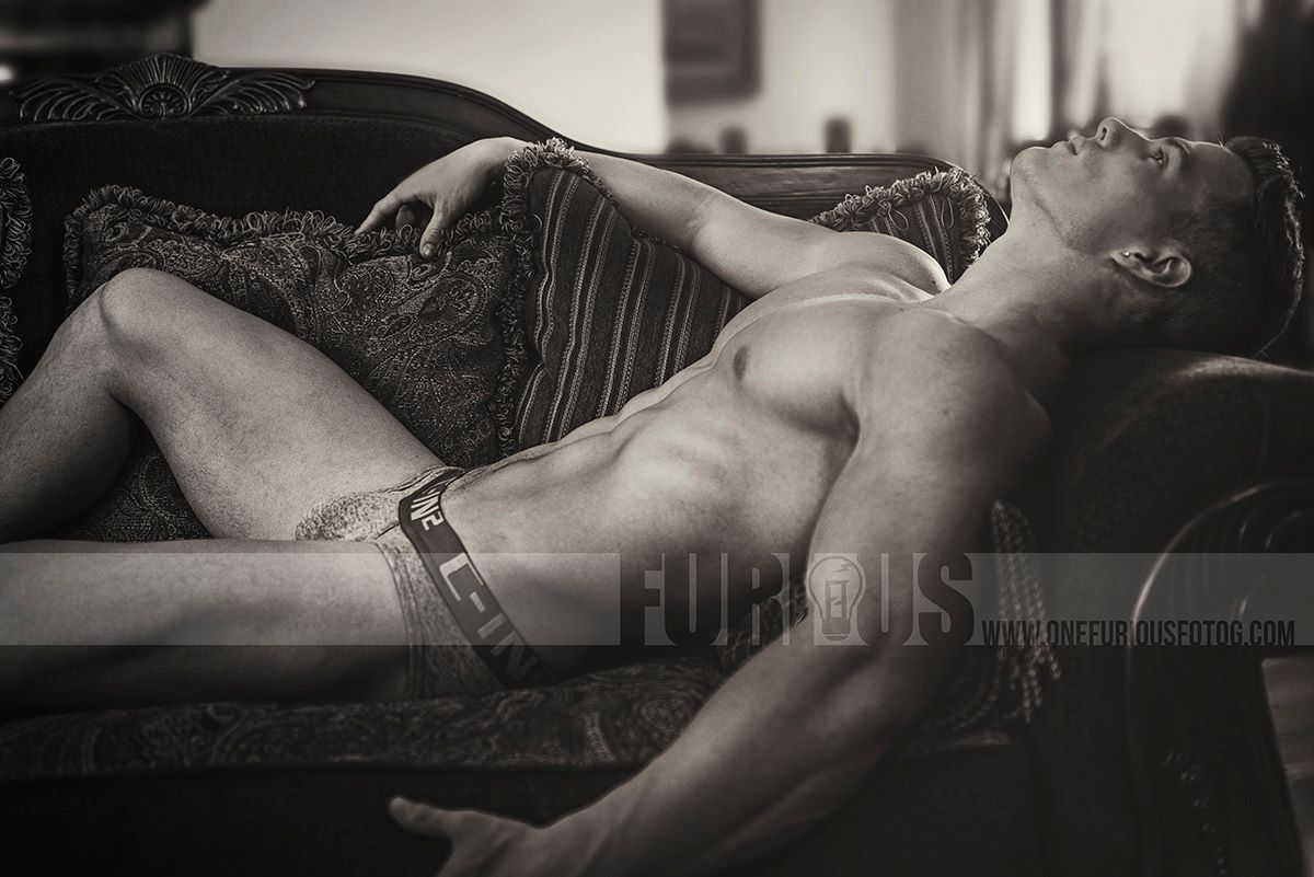 Michael Dean Johnson by Furious (New photos)