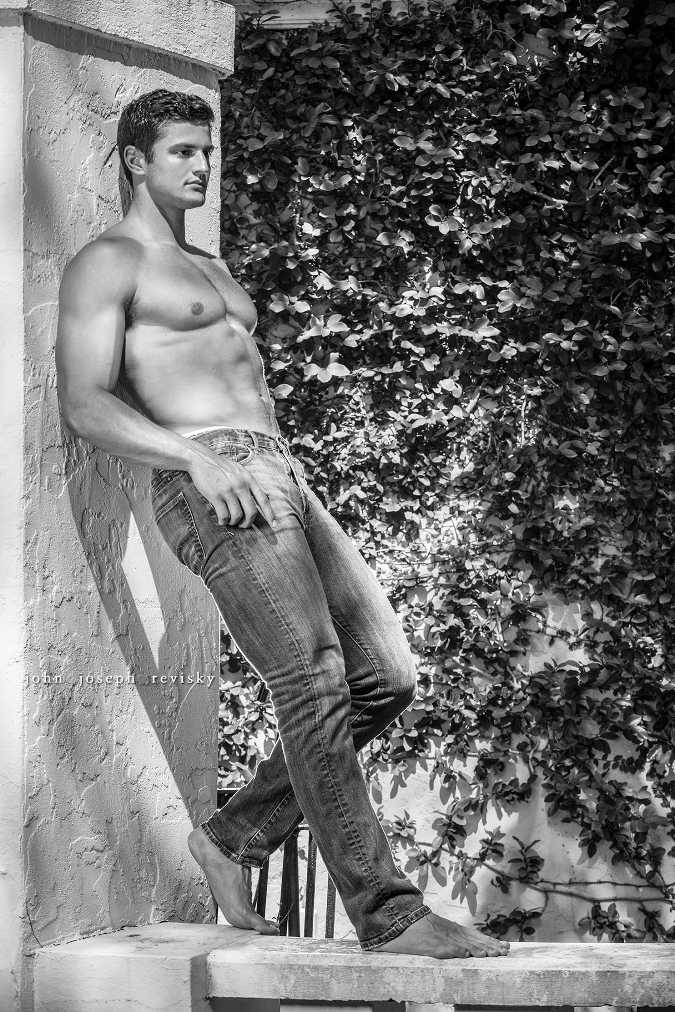Ryan Hintze by John Revisky (Spectacular Model)
