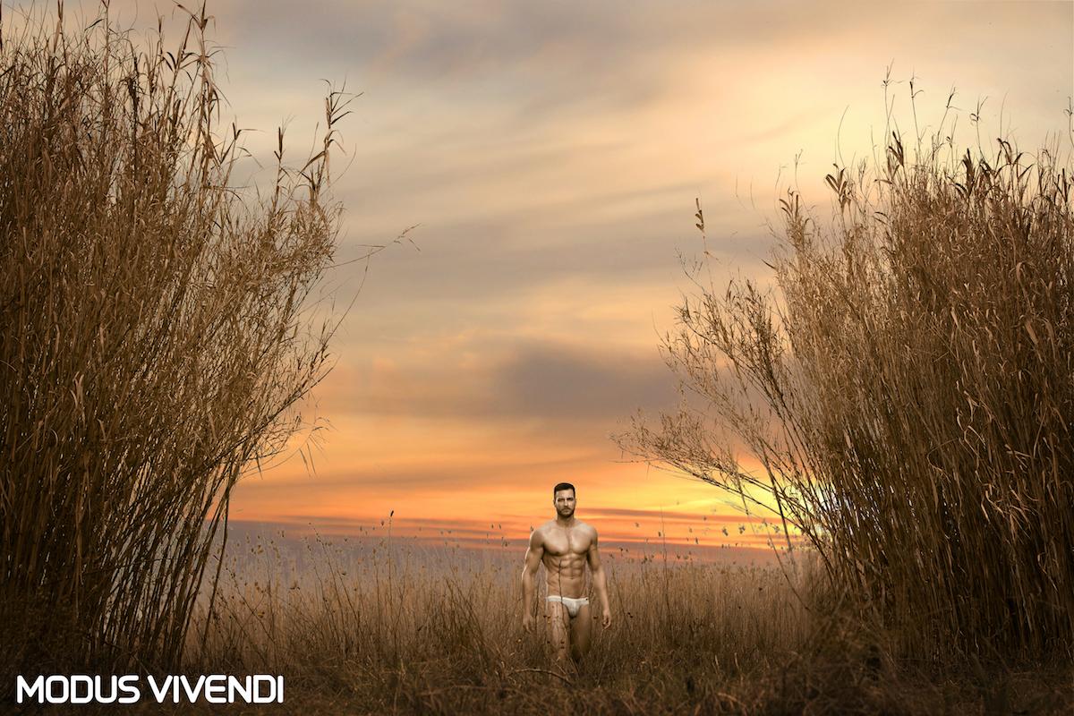 Modus Vivendi - Flamme Line campaign
