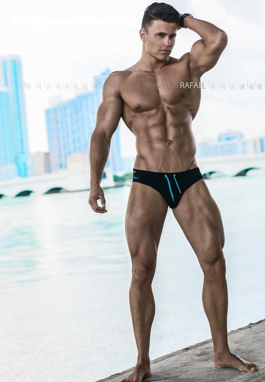 Johnny Steinbach by Luis Rafael
