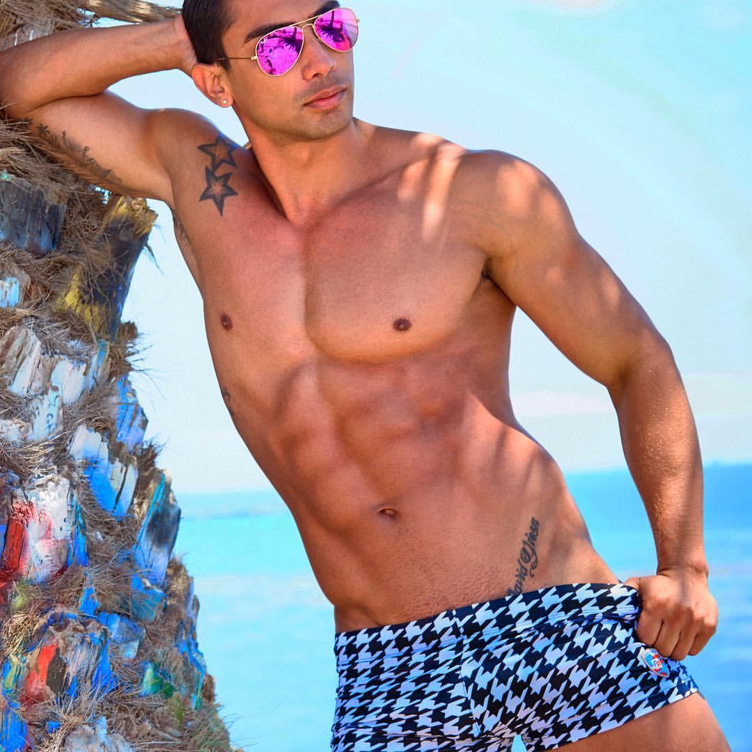 David Rest for Freedom Reigns Swimwear