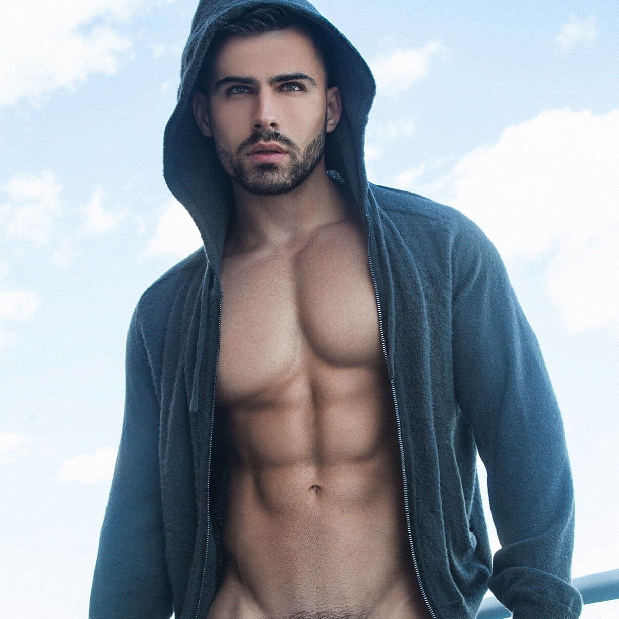 Roman Khodorov by Rick Day