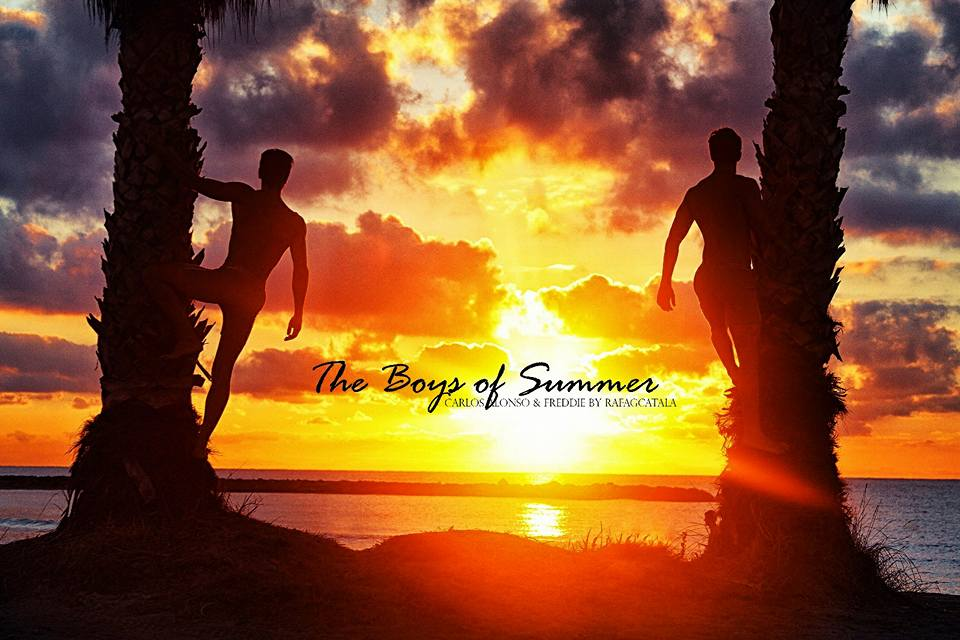 The Boys of Summer by Rafa G. Catalá
