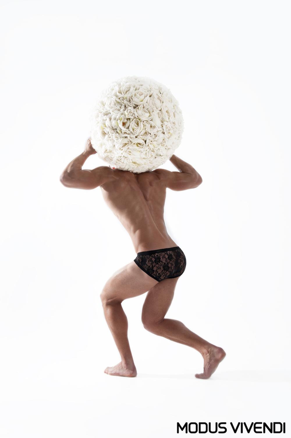 Modus Vivendi - Lacenet line (Limited edition underwear)