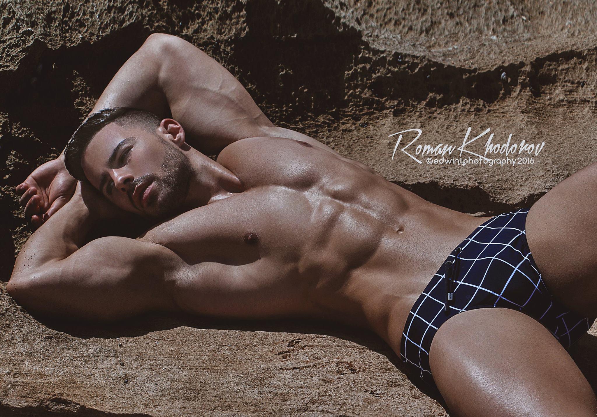 Roman Khodorov by Edwin Lebron