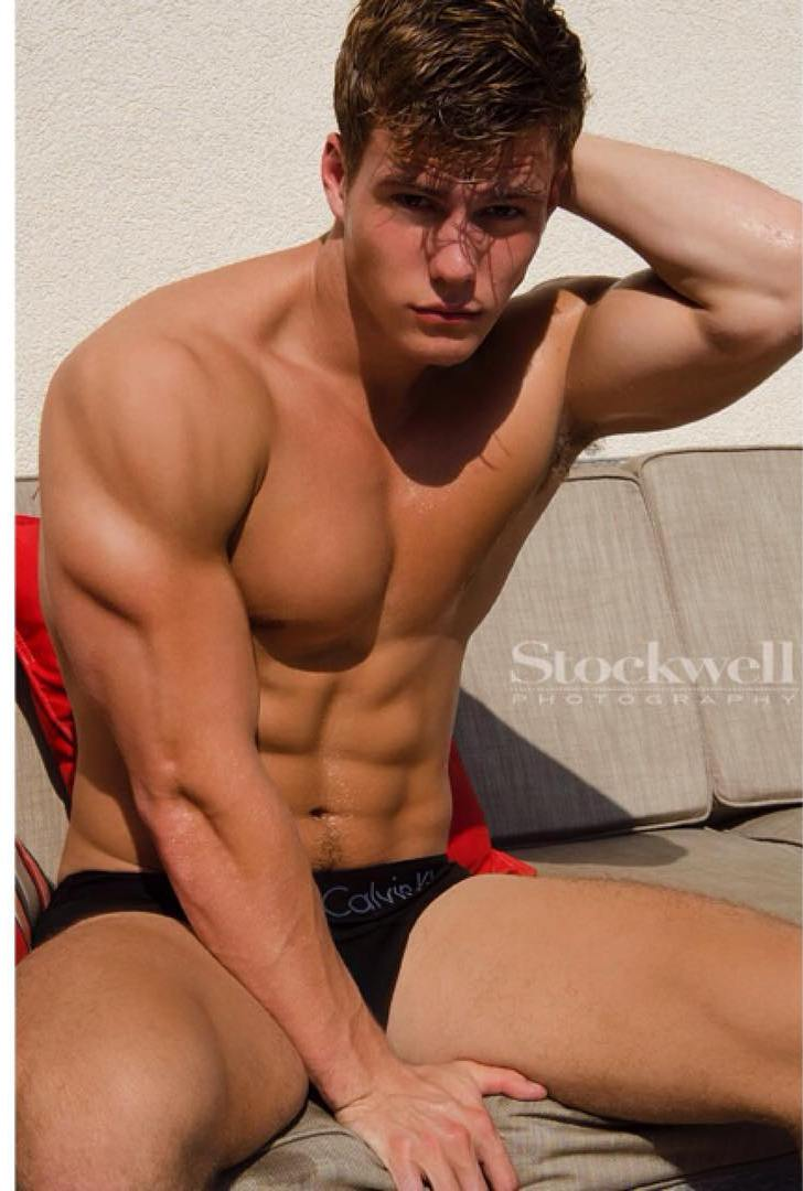 Michael Dean Johnson by Rick Stockwell