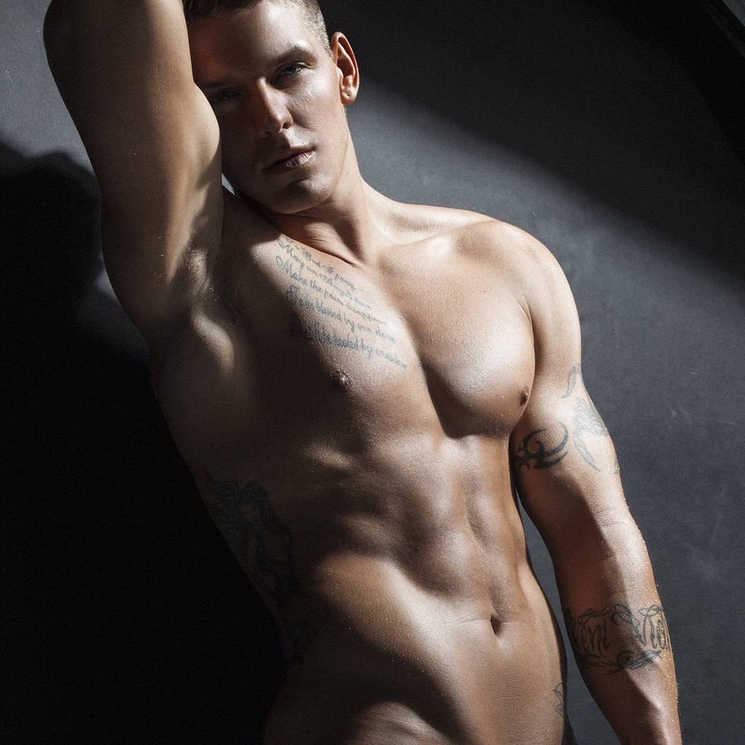 Brandon English by Rick Day