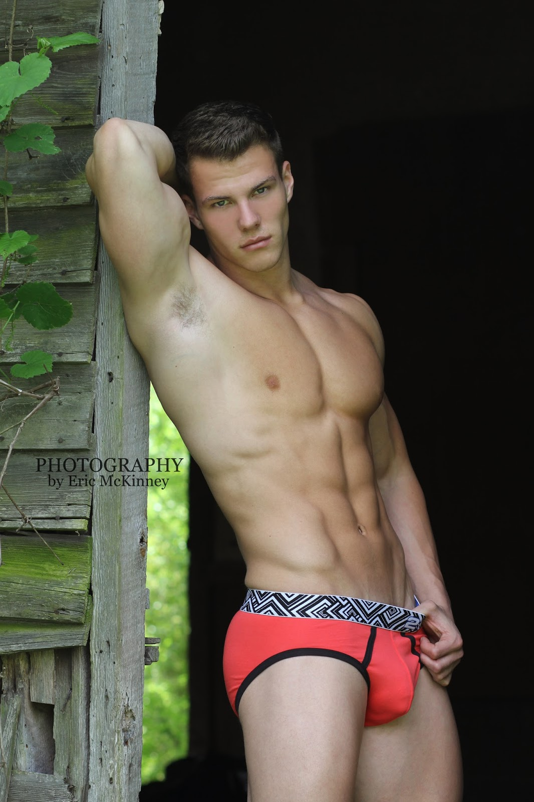 Michael Dean by Eric McKinney - The Perfect Man