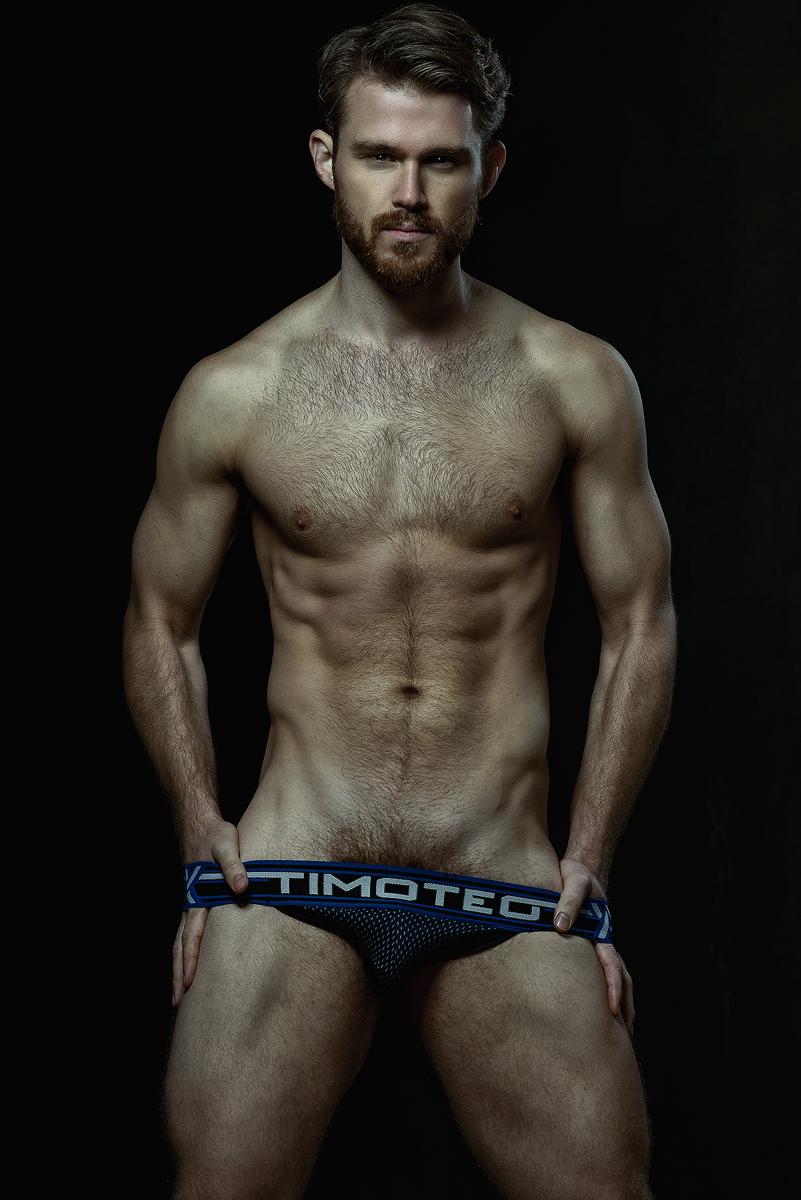 Jack Soule by Armando Adajar (Timoteo Underwear)