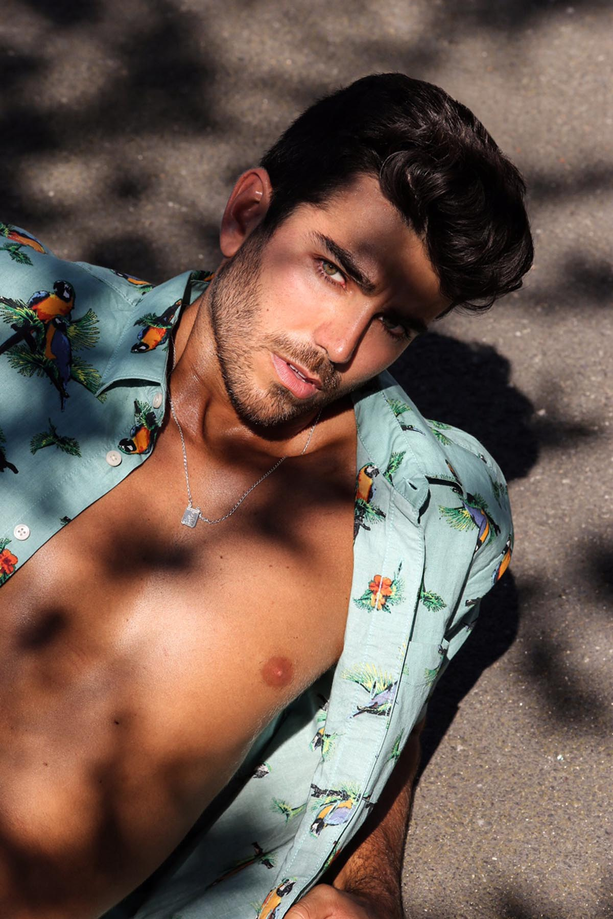 Luis Freitas Melo by Arron Dunworth