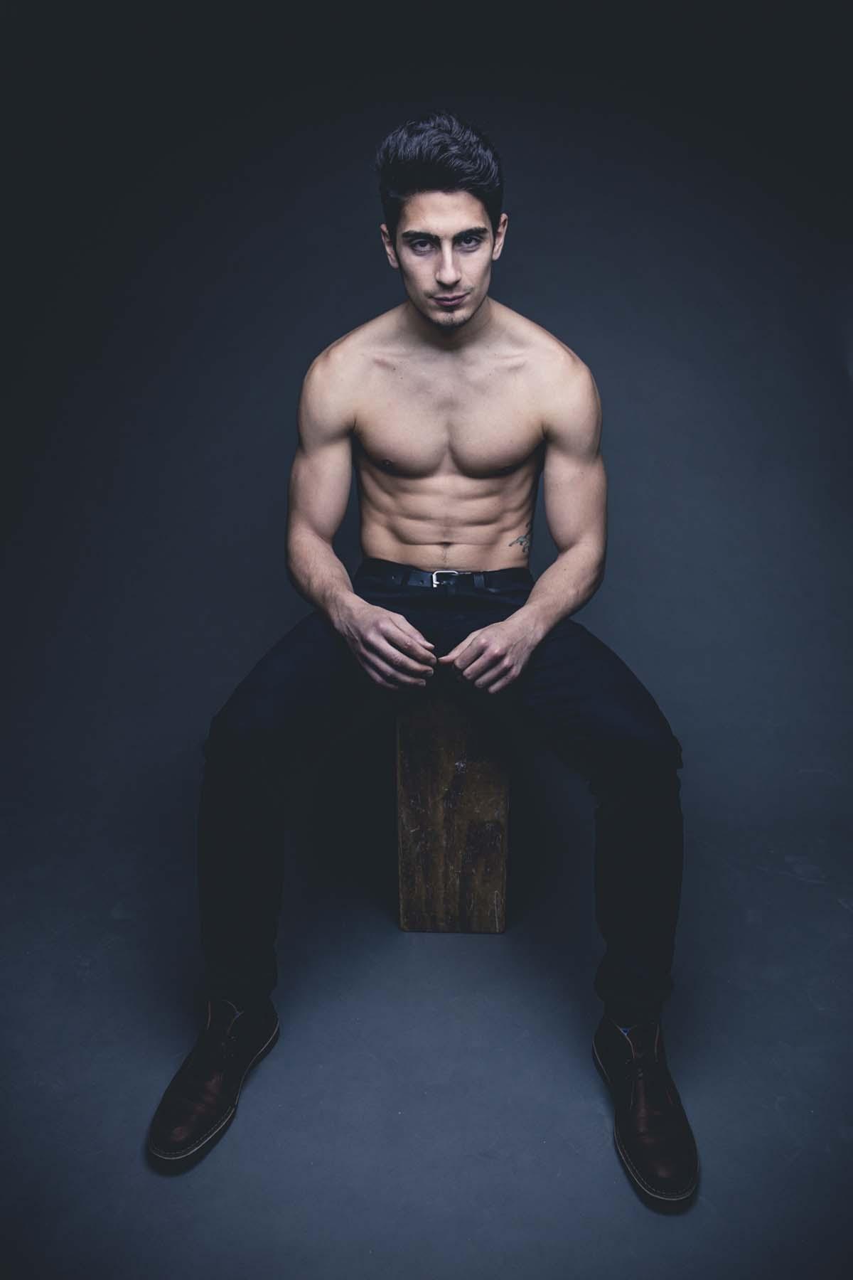 Lucas Franco by Joseph Lacerte